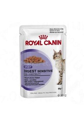 DIGERUI Royal Canin Digest Sensitive Konserve Kedi Maması 85 Gr