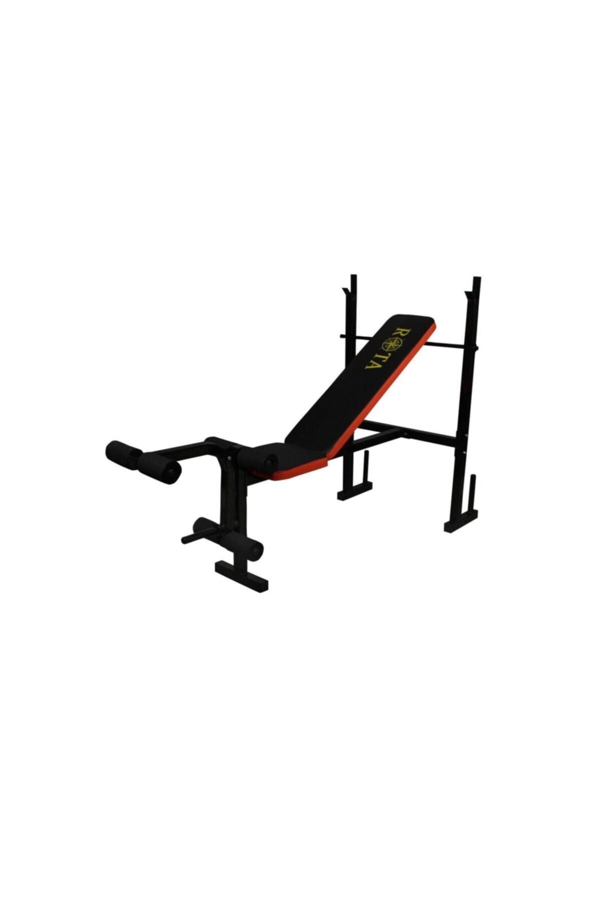 Dumwell Rota Spor Yerli Üretim Fonksiyonel Ağırlık Bench Press Sehpası 2