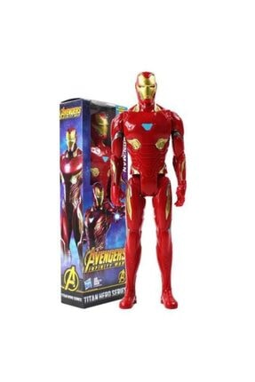 SHIVA Gift&More Super Kahramanlar Avangers Iron Man Tıtan Hero Serıes Demir Adam