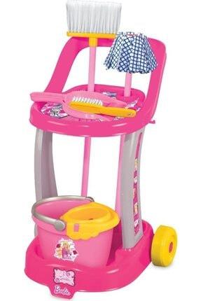 DEDE Barbie Temizlik Arabası