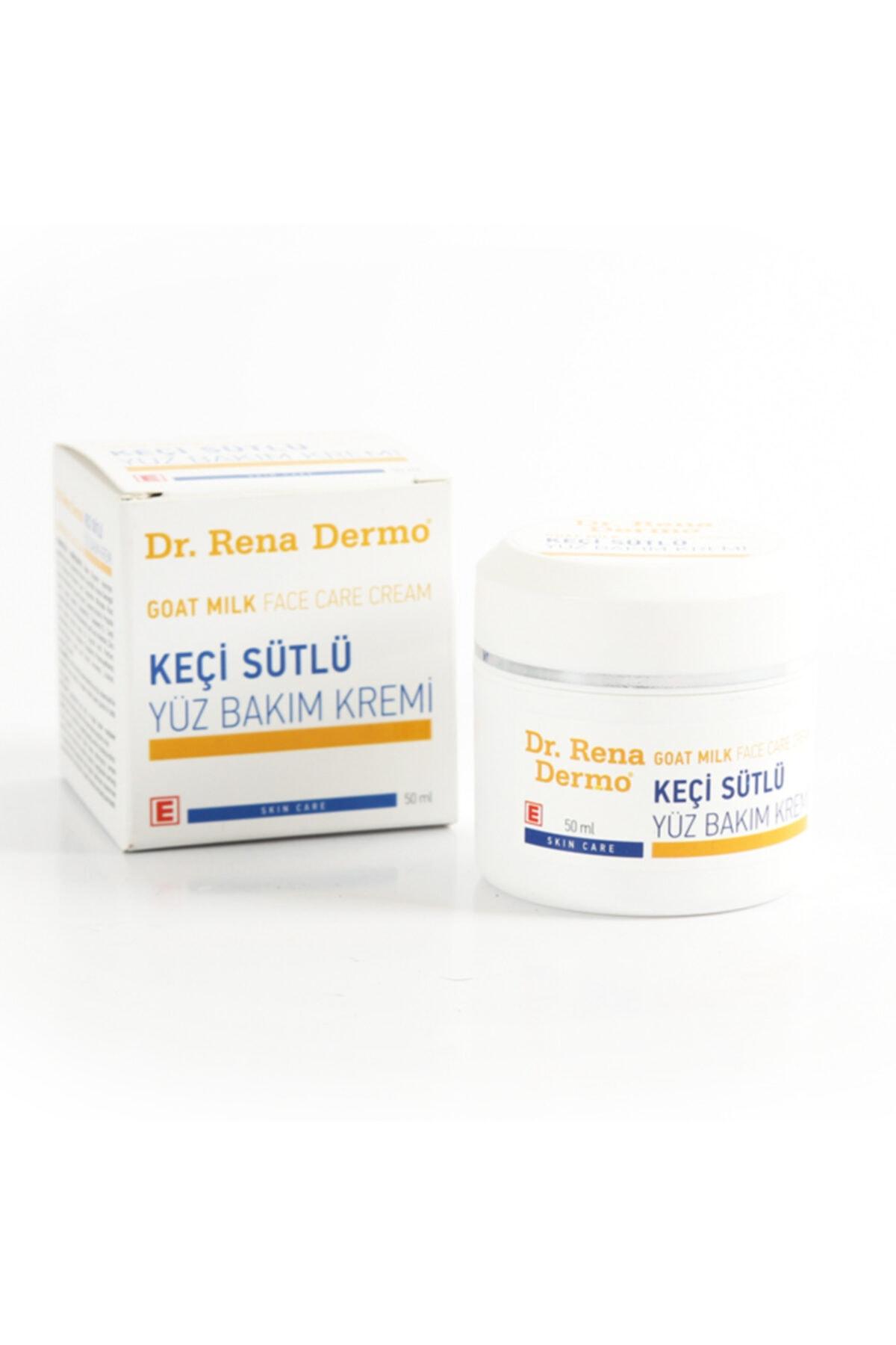 Redist Dr. Rena Dermo Keçi Sütlü Yüz Bakım Kremi 50 ml 1