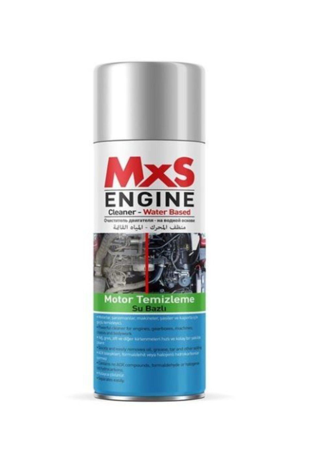 MxS Motor Temızleme Kopuklu Sprey 500ml. 1