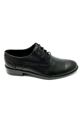 Pelikan Erkek Siyah Günlük Kundura Ayakkabı