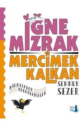 Büyülü Fener Yayınları Iğne Mızrak Mercimek Kalkan