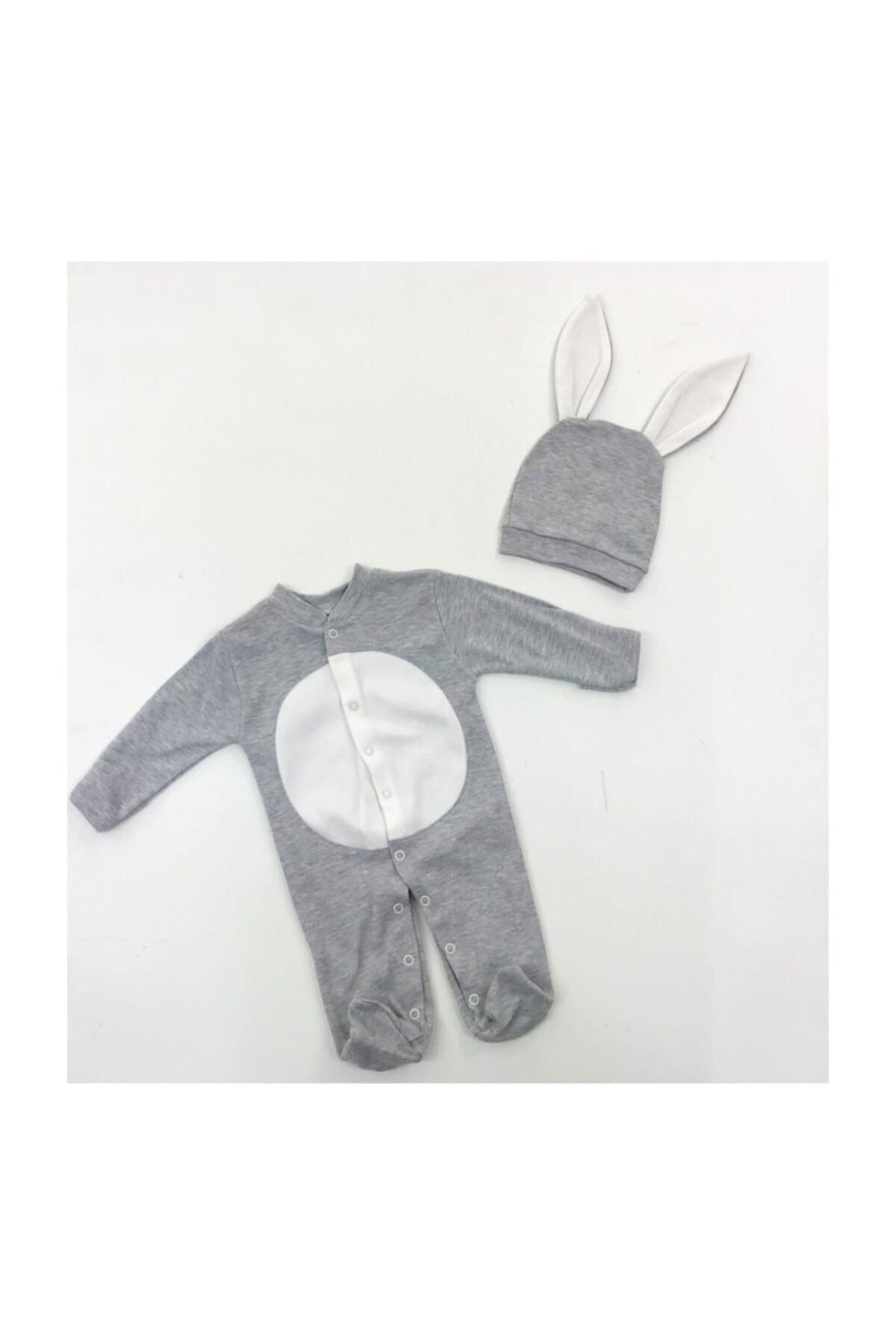 baby city Ponponlu Tavşan Tulum 1
