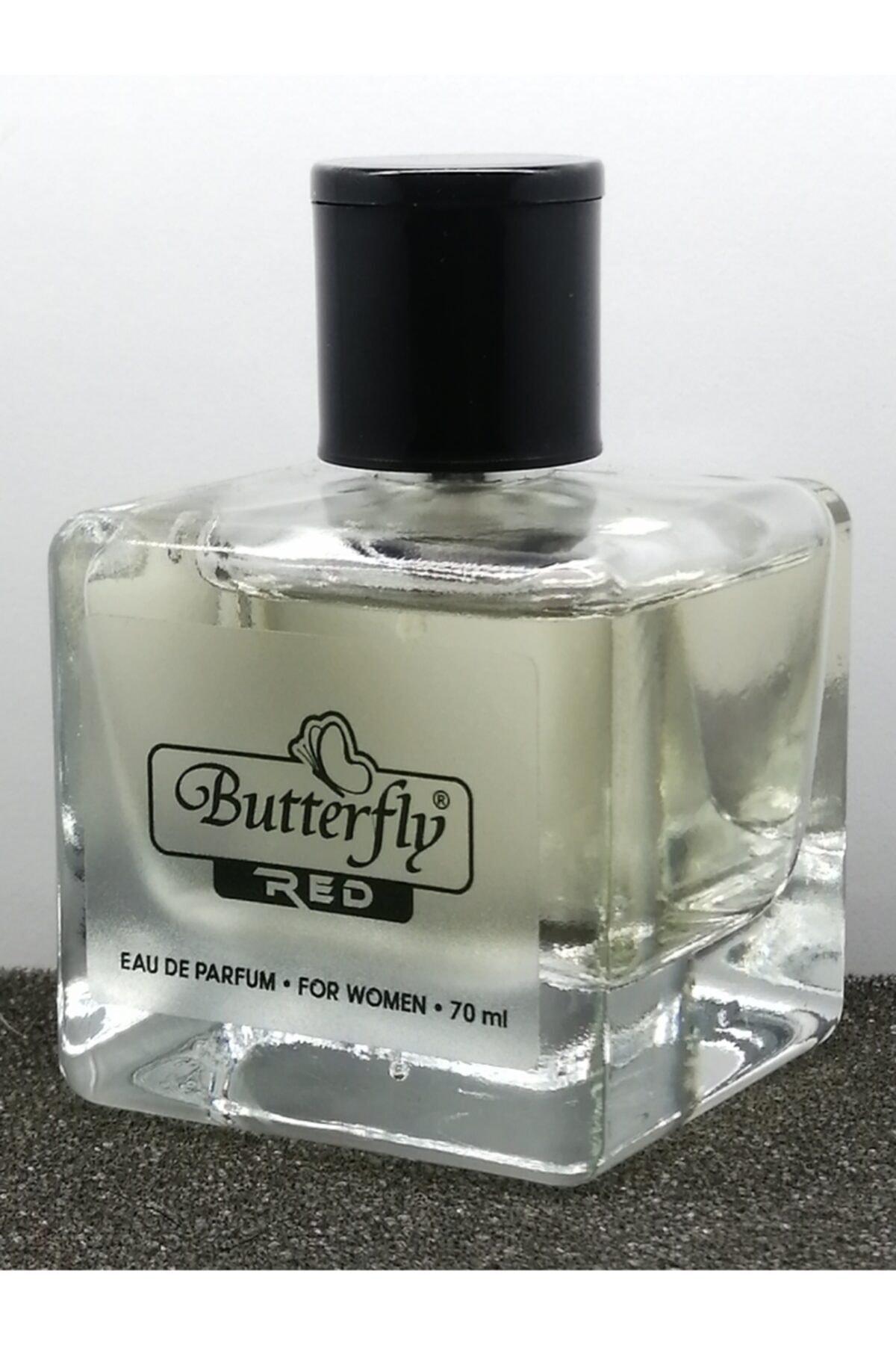 BUTTERFLY Red edp 70 ml Kadın Parfüm 1120123109000 2