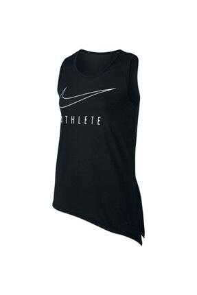 Nike Nıke G Nk Tank Sıde Tıe Gfx Kız Çocuk Atlet 830546-010