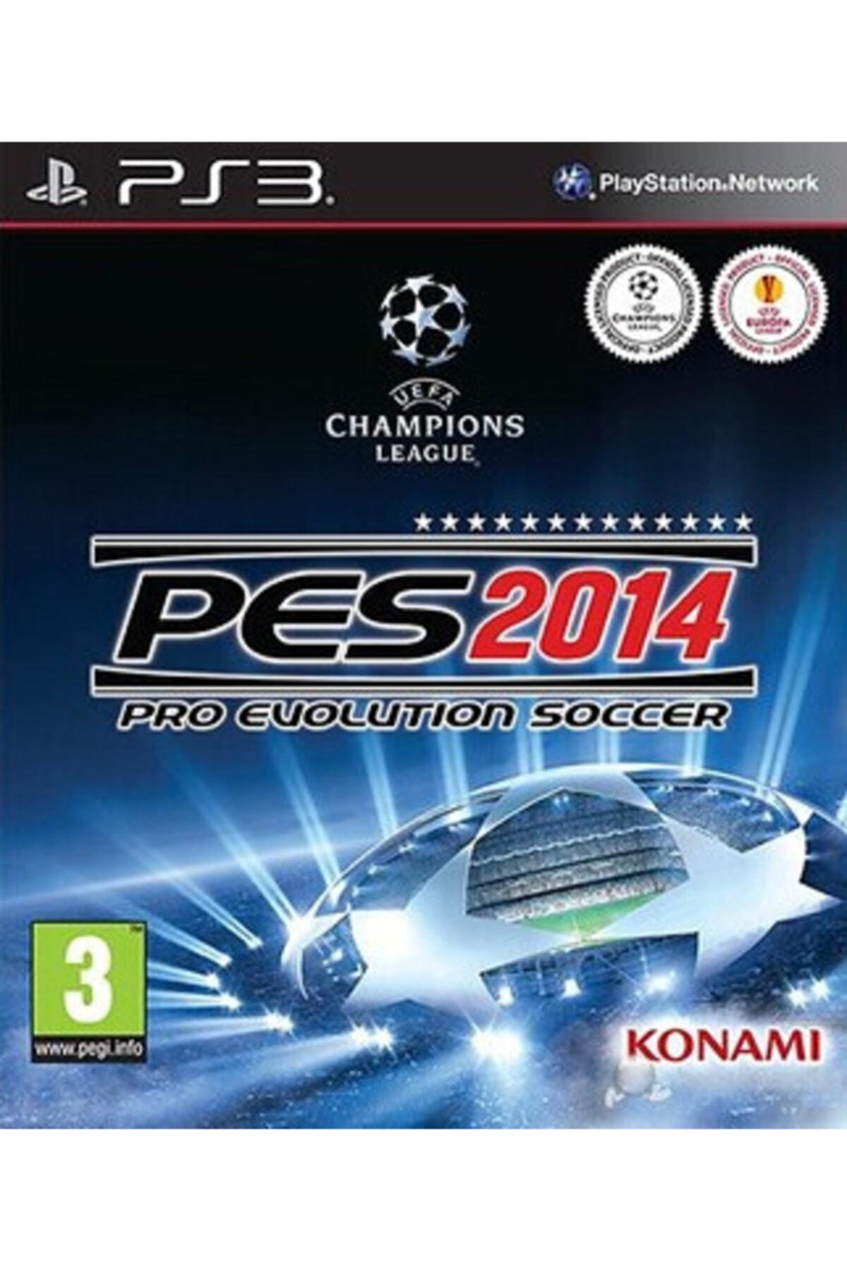 Electronic Arts Pes 2014 Türkçe Ps3 Oyun 1
