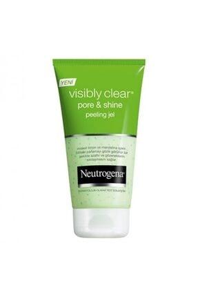 Neutrogena Visibly Clear Pore Shine Peeling Jel