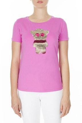 Emporio Armani T Shirt Kadın T Shirt 3h2t6q 2jqaz 0309