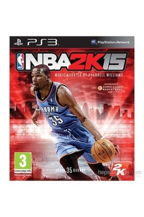 2K Games Nba 2k15 Ps3