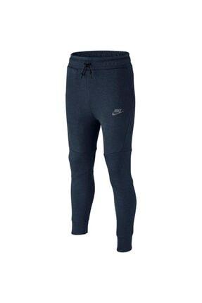 Nike Erkek Çocuk Lacivert  B Nsw Tch Flc Pant  Eşofman Altı 804818-451