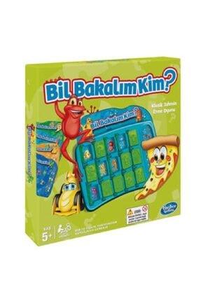 Hasbro Bil Bakalım Kim Oyun