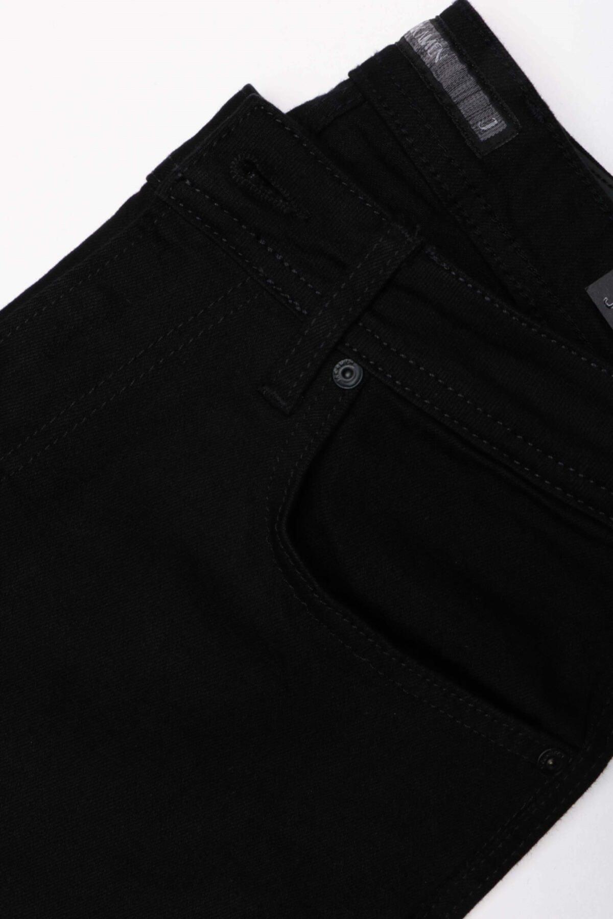 Jakamen Erkek Siyah Slim Beş Cep Jean Pantolon-01 Jk32sf43m025 2