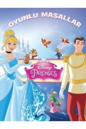 Doğan Egmont Disney Oyunlu Masallar Sindirella-