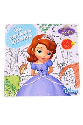 Doğan Egmont Disney Ilk Boyama Kitabım Sofia-