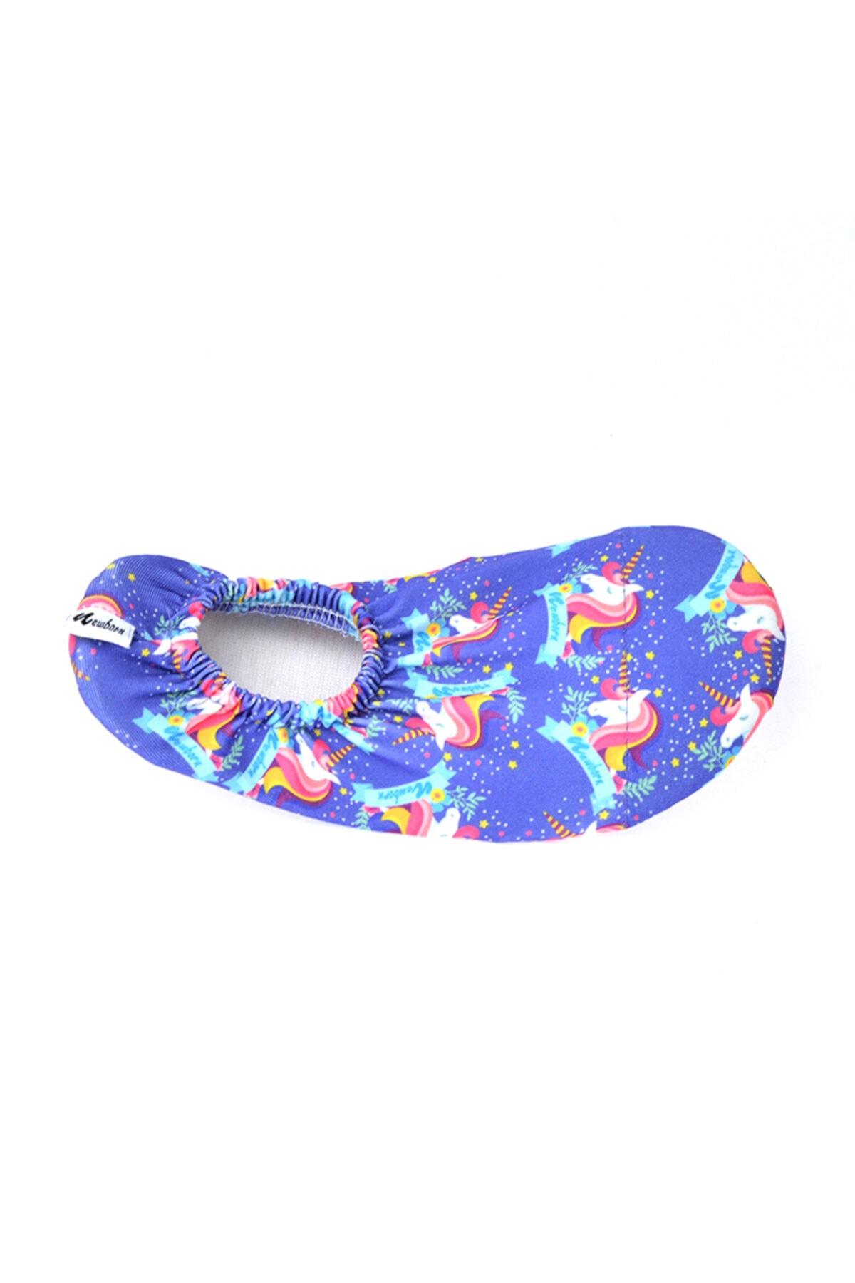 IGOR Çocuk Mor Newborn Naq4010 Aqua Havuz Deniz Ayakkabısı 2