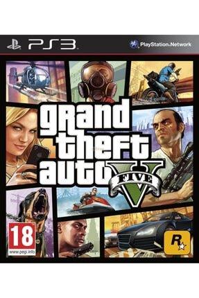 Sony Ps3 Grand Theft Auto 5 - Gta 5 - Orjinal Oyun - Sıfır Jelatin