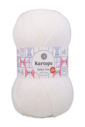 Kartopu Baby One El Örgü Ipi 100 gr | K010