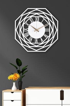 Muyika Design Muyika Repido Beyaz Metal Duvar Saati 41x41cm