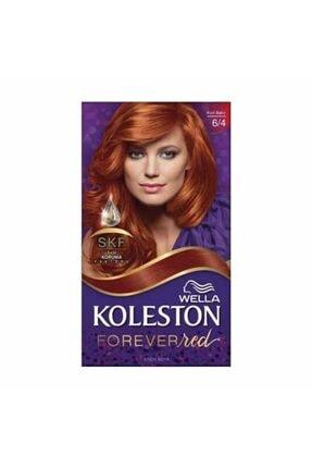 Koleston Wella Set 6-4 Kızıl Bakır Saç Boyası X 2 Paket