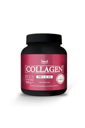 Hud Collagen Plus Toz Kolajen Powder Hidrolize Kollajen Tip Kollajen Toz Içecek 3 Adet