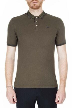 Emporio Armani Erkek Hak iPolo T Shirt  Polo 8n1f30 1jptz 0582