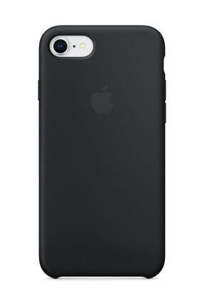 Apple Iphone 7/8 Siyah Silikon Kılıf