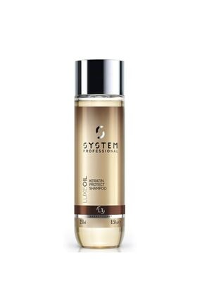 Wella System Professional Luxe Oil Şampuan 250 ml