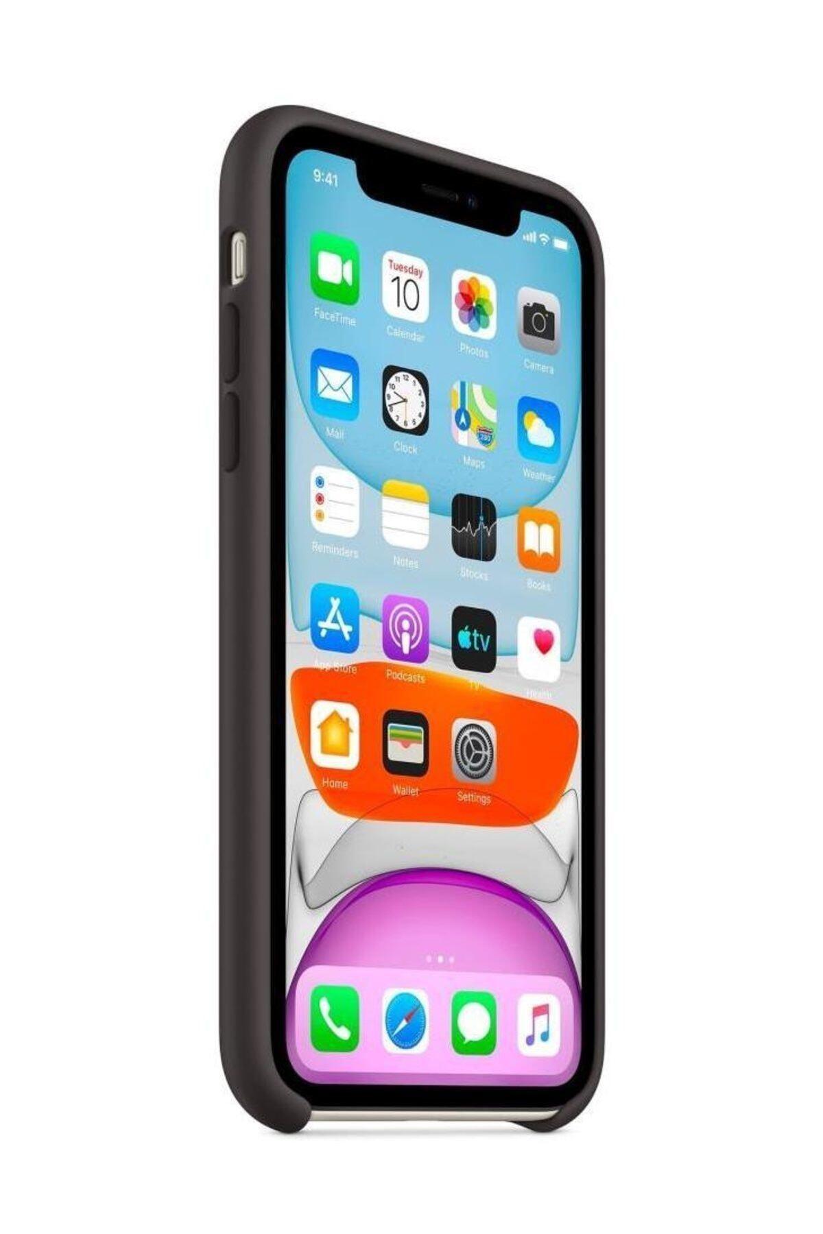 Telefon Aksesuarları Iphone 11 Silikon Kılıf 2