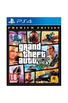RockStar Games Gta 5 Gta V Ps4 Oyun