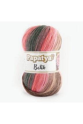 Papatya Batik Örgü Ipi