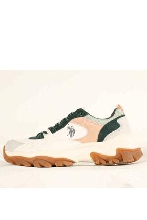 U.S POLO Us Polo Tracky Kadın Günlük Spor Ayakkabı 100551452beyaz