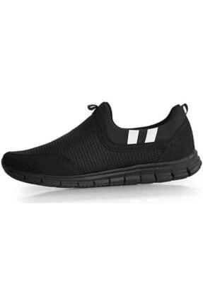 Forza Unisex Siyah Hafif Ve Esnek Fitness Ayakkabısı