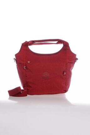 SMART BAGS Smb3079-0021 Bordo Kadın Omuz Çantası