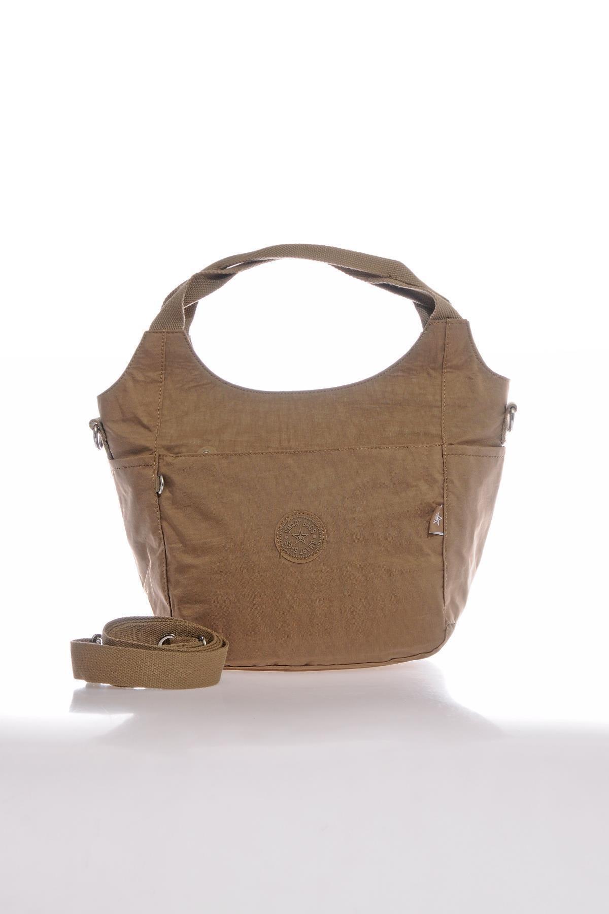 SMART BAGS Smb3079-0007 A.kahverengi Kadın Omuz Çantası 1
