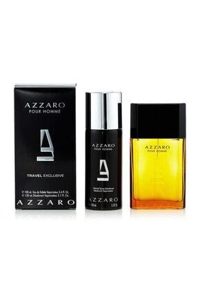 Azzaro Pour Homme Edt 100 Ml Erkek Parfüm Seti