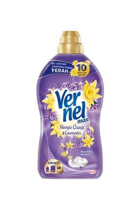 Vernel Nergiz Çiçeği Lavanta Max Konsantre Çamaşır Yumuşatıcısı 1440 ml