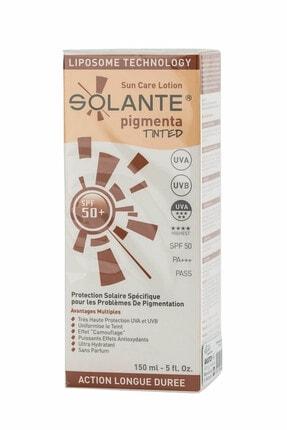 Solante Pigmenta Tinted Spf 50+ Losyon 150 ml 8699278480083
