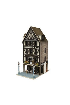 Cubic Fun Cubicfun 3d Puzzle Tudor Restaurant Ingiltere Ho4104h
