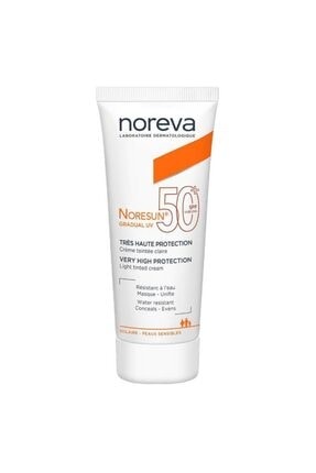 Noreva Noresun Spf 50+ Light Tinted Cream 40 ml