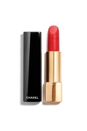 Chanel Rouge Allure Velvet Ruj - 57 Rouge Feu