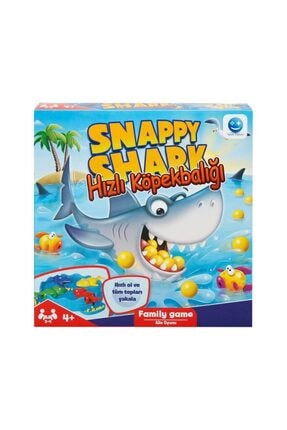 Anka Toyrosso Snappy Shark Eğlenceli Oyun Seti