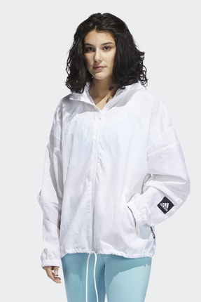 adidas Kadın Beyaz Spor Ceket