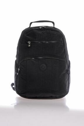 SMART BAGS Smb3067-0001 Siyah Kadın Sırt Çantası