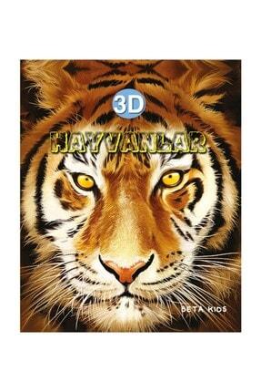 Beta Yayınları National Geographic 3d Hayvanlar