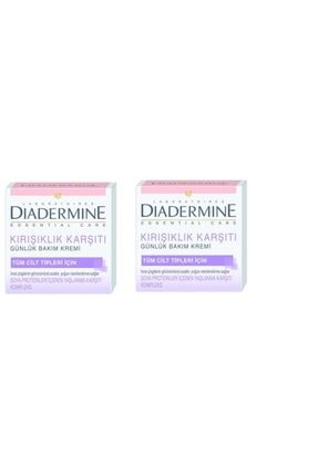 Diadermine Essential Anti Age Gündüz Kremi 50 Ml X 2 Adet