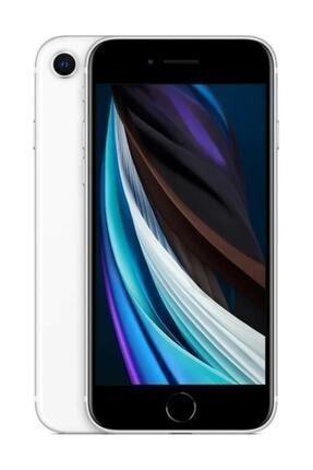 Apple iPhone SE (2020) 128GB Beyaz Cep Telefonu (Apple Türkiye Garantili) Aksesuarlı Kutu