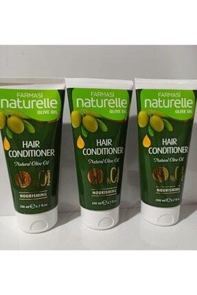 Farmasi Naturella Saç Bakım Kremi 200 Ml+ 3 Adet