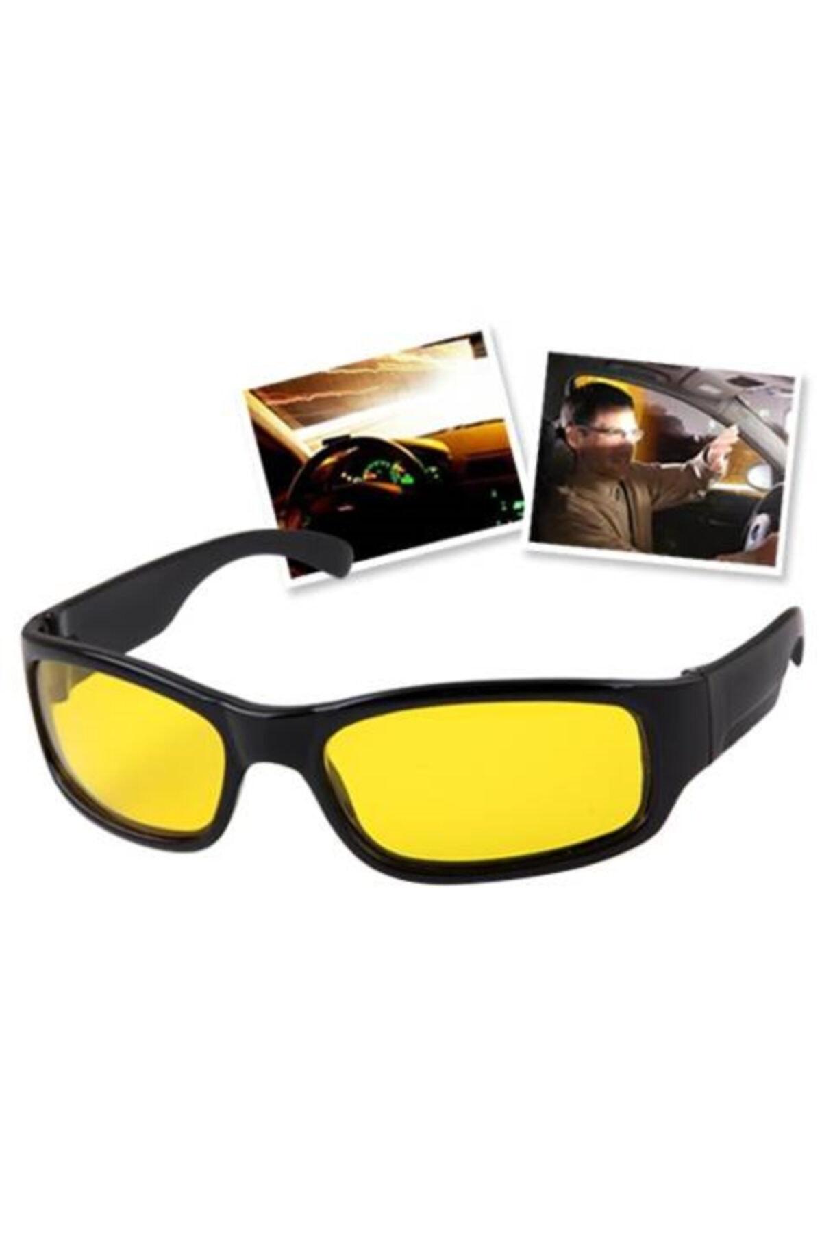 Çokuygunuz Araç Kullanımına Uygun Gece Görüşlü Gözlük 1